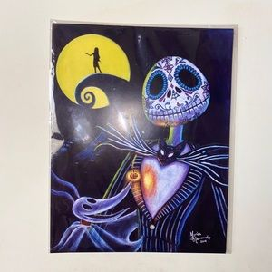 "Other - Nightmare before Christmas ""day of the dead"""